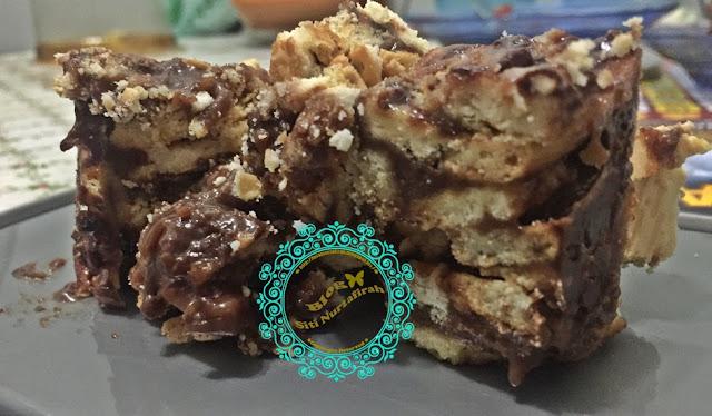 kek batik, kek batik sedap, kek batik mudah, kek batik simple, kek chocolate, kek toblerone, kek simpla dan jadi, kek sedap, hidagan berbuaka puasa, resepi kek batik, mudah dan menjadi