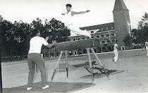 Foto antigua del colegio de Da Lat