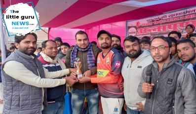 अरवल को 24 रनों से पराजित कर ढाका सेमीफाइनल में