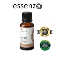 essenzo oil Asli Ginger essential oil 10ml meredakan asma