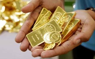 Jenis-jenis investasi emas