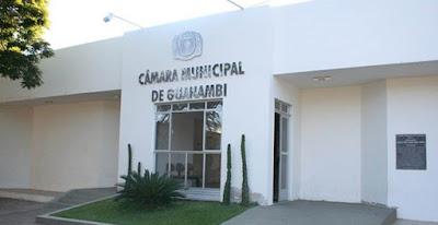 Câmara de Guanambi - BA anuncia novo concurso público