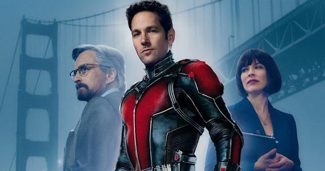 Michael Douglas regresará en Ant-Man and the Wasp