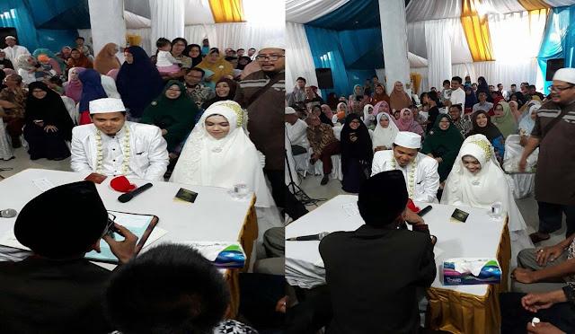 Pelajaran Berharga mengenai Ta'aruf dari Pernikahan Sesama Guru dalam satu Sekolah ini
