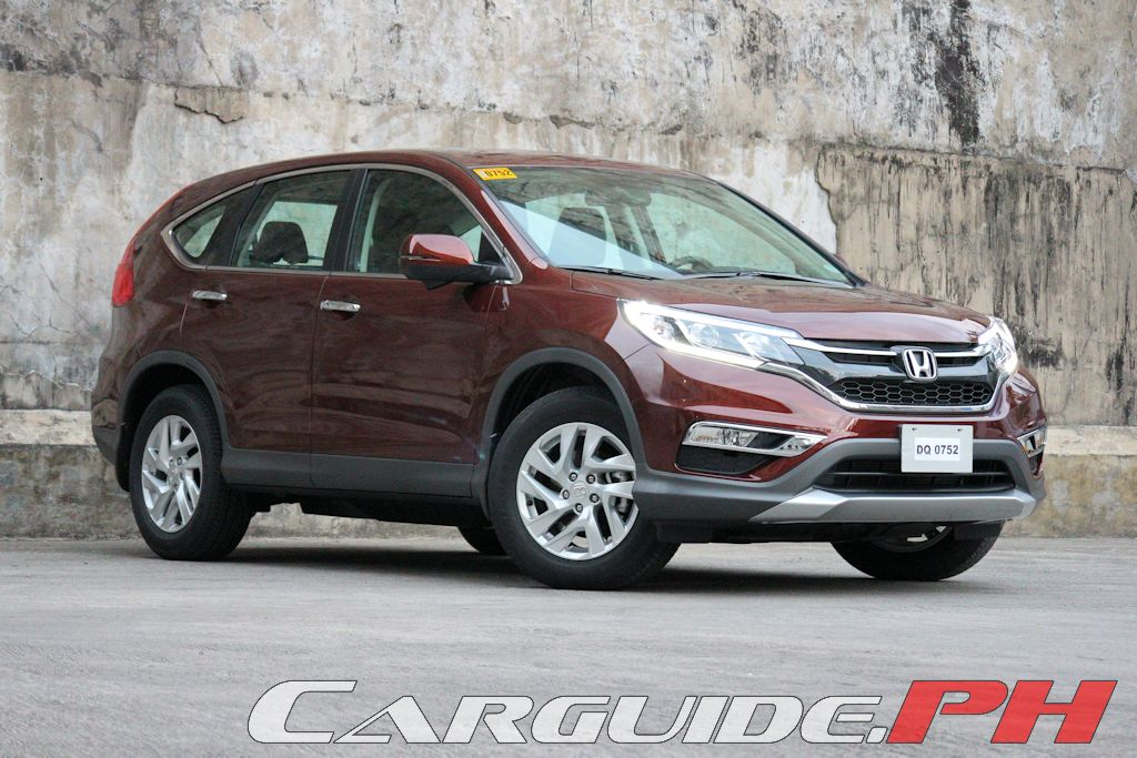 Review 2015 honda cr v 2 4 sx philippine car news car for 2015 honda crv price