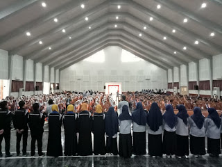 LEDMA Al-Farabi Sambut Mahasiswa Baru 2018
