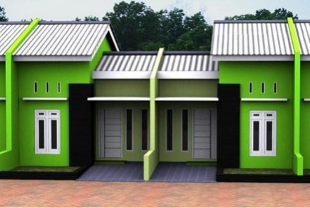 low budget single floor house design