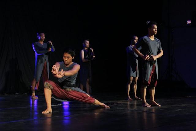 Tra.Jec.To.Ry, Eko Supriyanto dalam Festival The Power of Art 2016-teraSeni