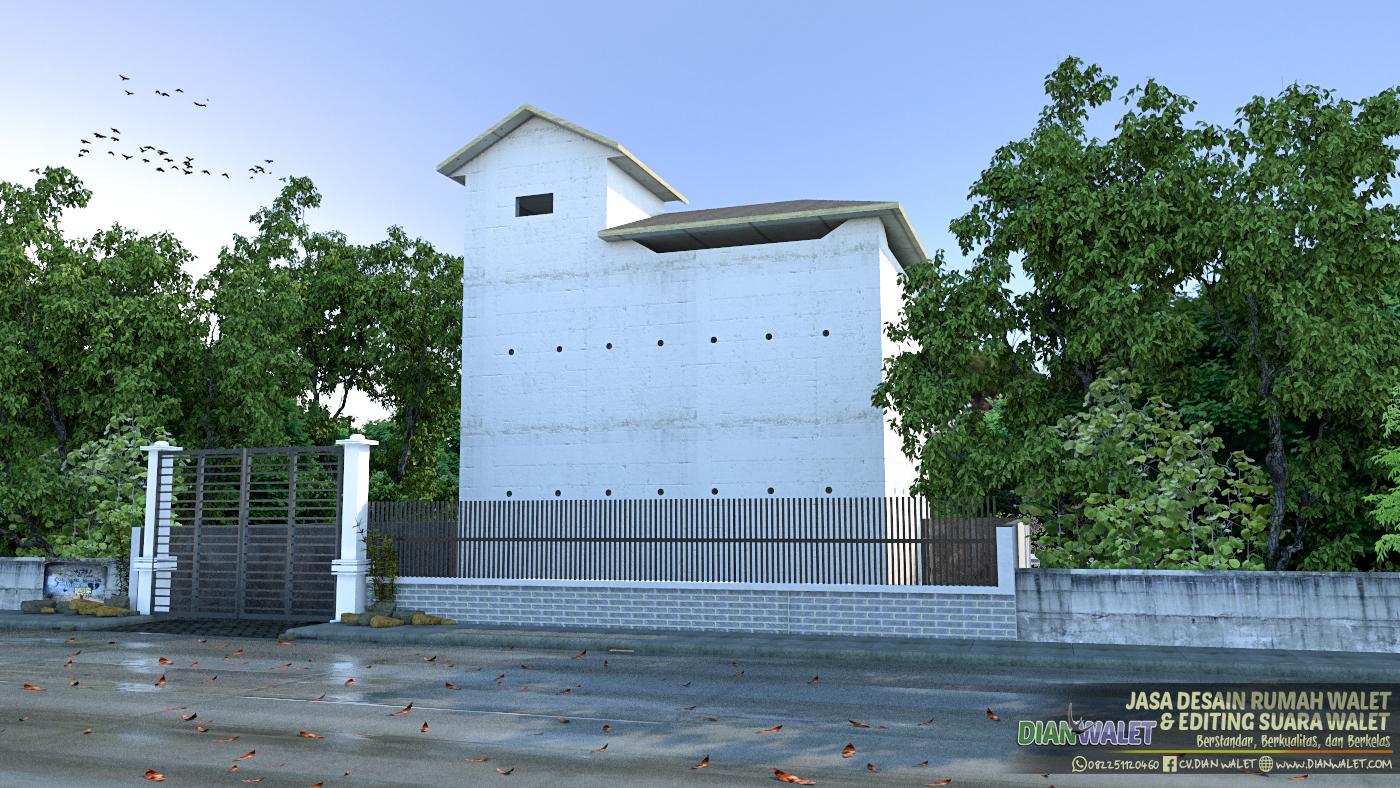 Desain Rumah Walet Gambar Disain Rumah Dan Bangunan