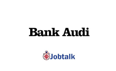 Bank Audi Egypt Careers | Direct Sales