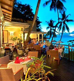 Hilton Seychelles Northolme Resort Les Cocotiers Restaurant