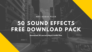free sound effects download pack