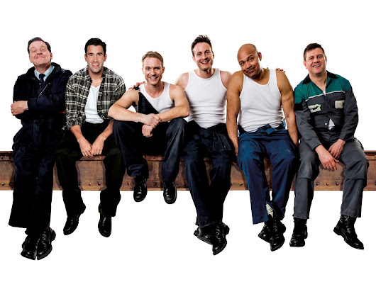 I've Got My Ticket... The Full Monty Live Show