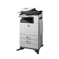 Sharp MX-C380P Driver and Software Printer