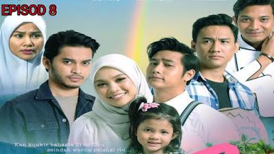 Tonton Drama Seindah Tujuh Warna Pelangi Episod 8