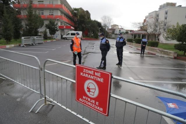 Coronavirus in Albania, 169 nuovi casi e 4 vittime nelle ultime 24 ore