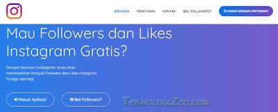 5000 followers gratis tanpa password