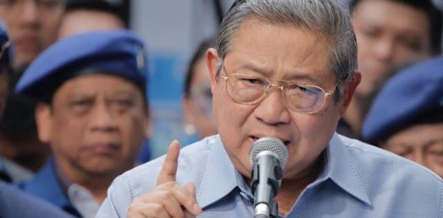 SBY: Kasih Sayang Melemah Kebencian Menguat, Ini Lampu Kuning!