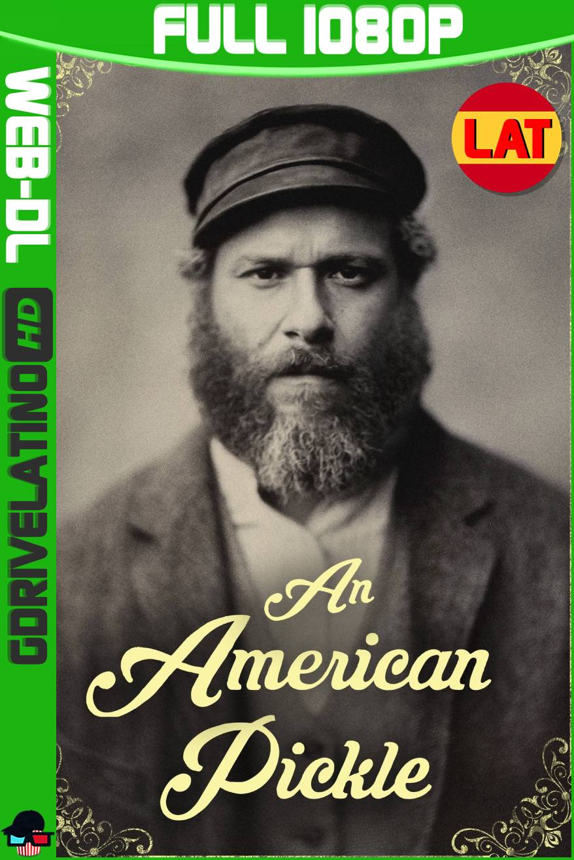 An American Pickle (2020) HMAX WEB-DL 1080p Latino-Ingles MKV