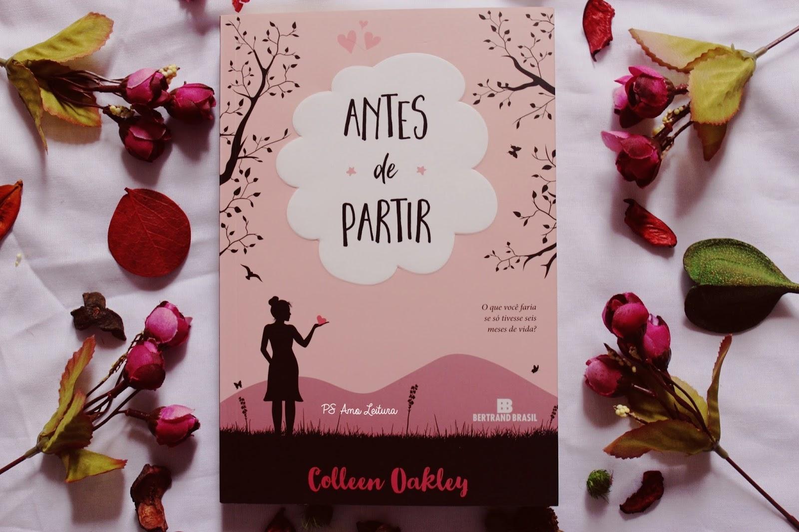 Escritora  Colleen Oakley. Editora  Bertrand Brasil 3c0a8a87b0e