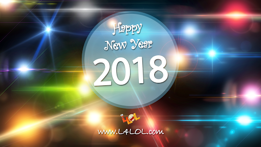 Happy New Year 2018 Wishes Quotes - New Year HD Images
