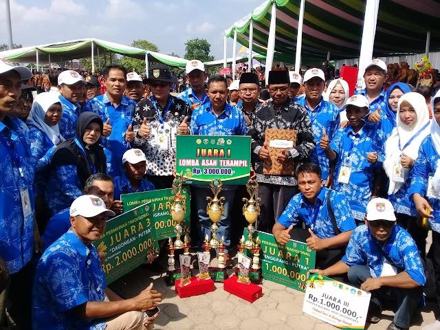 Kontingen Musi Rawas Raih Juara Umum III Pada Event KTNA XIII Sumatera Selatan