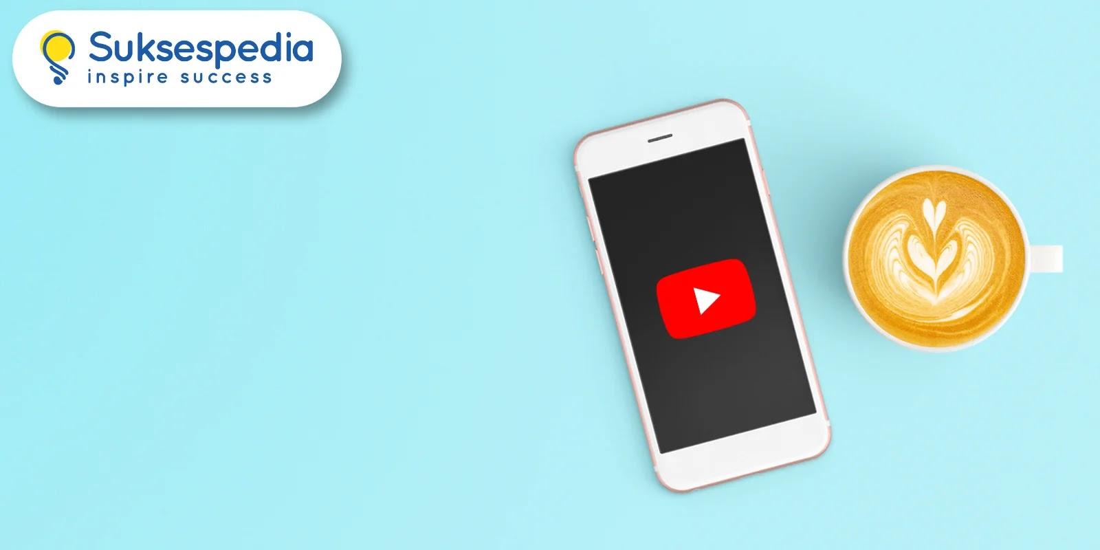 Cara Upload Video YouTube Dari HP