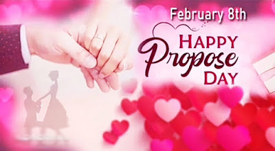 Happy Propose Day Date
