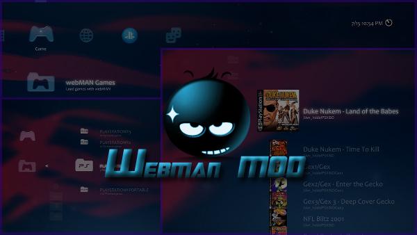 PS3HEN webMAN MOD v1 47 23 (by Aldostools) - Consoleinfo