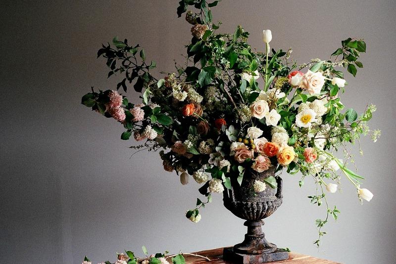 Constance spry mujer emprendedora y gran maestra del arte - Cuidados del magnolio ...