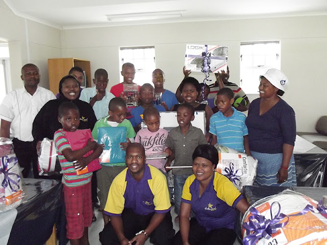 Hollywoodbets Mandarin Inn (Port Elizabeth) made much needed donations to The Quest School (Uitenhage) - Social Responsibility