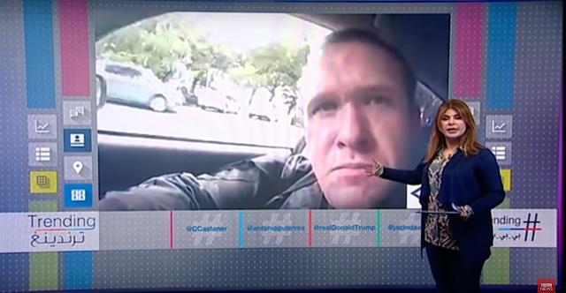 ماذا كتب منفذ هجوم نيوزيلندا على أسلحته التي قتل بها المصلين؟