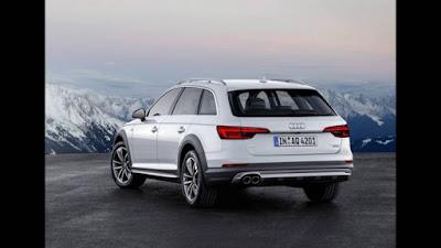 2018 Audi A4 Allroad Voiture Neuve Pas Cher Prix, Revue, Concept, Date De Sortie