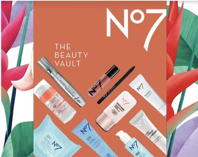 Boots No.7 Beauty Vault