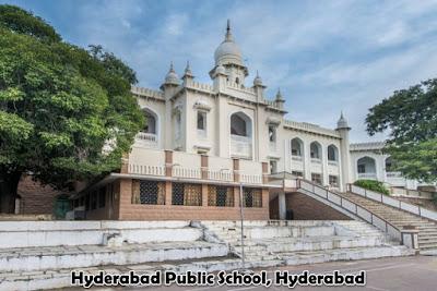 Hyderabad Public School, Hyderabad