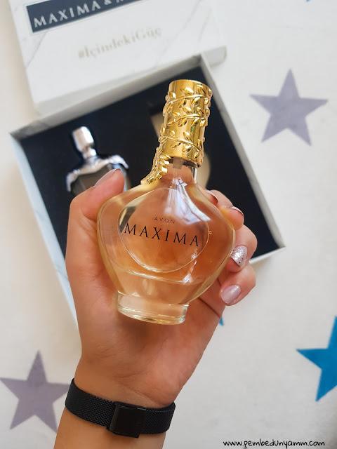 Avon Maxima parfüm kullananlar