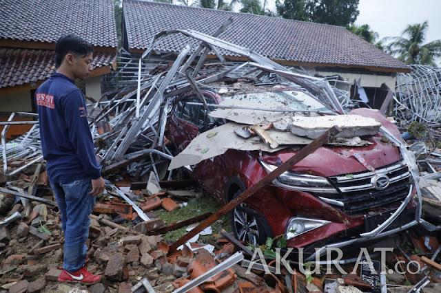 Pemprov DKI Siap Bantu Apapun yang Dibutuhkan untuk Tsunami Selat Sunda