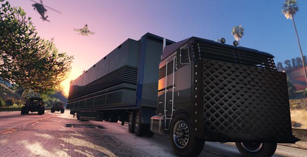 GTA Online: Gunrunning Update Released
