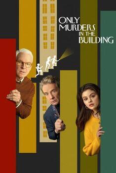 Only Murders in the Building 1ª Temporada Torrent – WEB-DL 720p/1080p/4K Dual Áudio