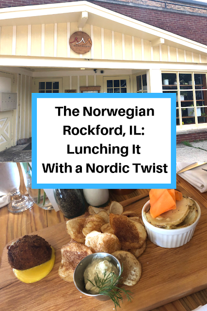 The Norwegian in Rockford, IL: Lunching It With a Nordic Twist