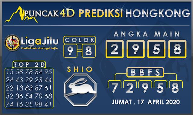 PREDIKSI TOGEL HONGKONG PUNCAK4D 17 APRIL 2020