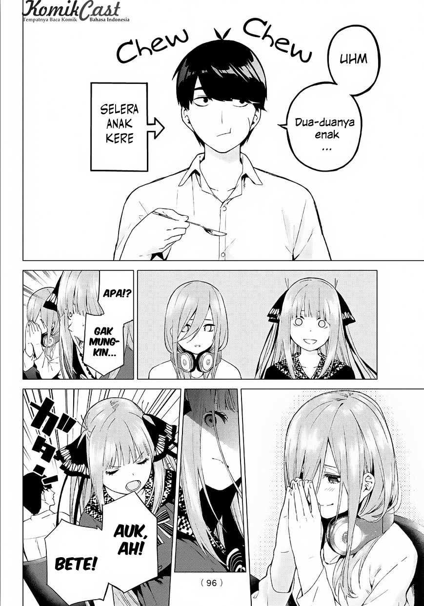 Baca Komik Go-toubun No Hanayome Chapter 5 Bahasa Indonesia