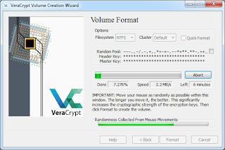 Enskripsi File Untuk Melindungi File Penting dan Rahasia Secara Cepat Dan Mudah
