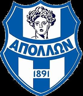 Συγχαρητήρια από την Ακαδημία ποδοσφαίρου του Γ.Σ. Απόλλωνα Σμύρνης στην Κωνσταντίνα Τσούκα