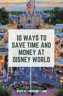 how to save time and money at disney world