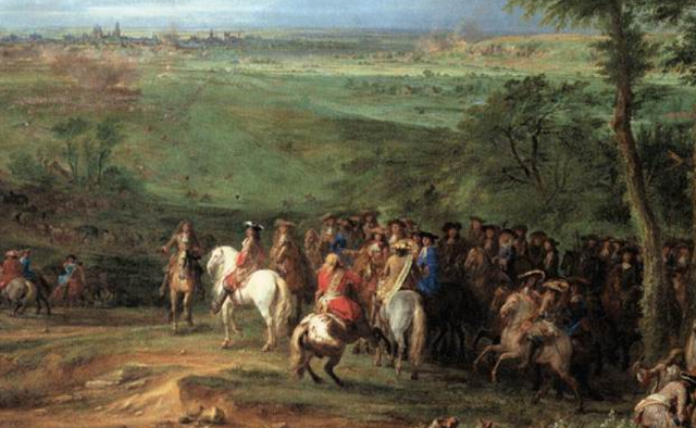Louis XIV in Maastricht