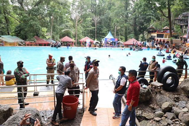 Libur Panjang, Tempat Wisata Jadi Sasaran Operasi Yustisi di Bantaeng