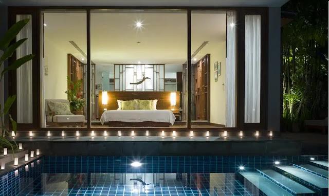 The Sarojin , Resort in Khuekkhak  |  Thailand