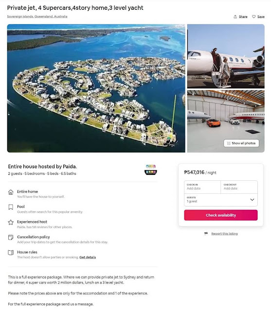 Sovereign Islands Residences available in AirBnB