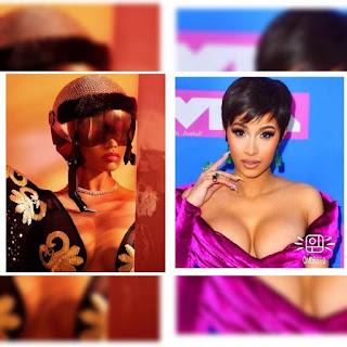 Nicki Minaj shades Cardi B again!